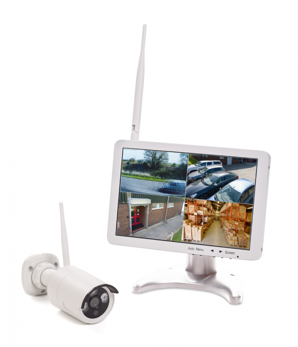 DEFENDER APOLLO Wireless CCTV Kit