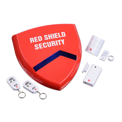 RED SHIELD Wireless Home Alarm