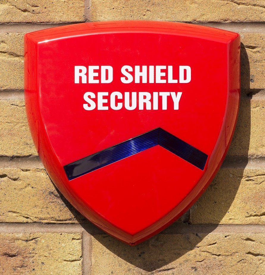 RED SHIELD Wireless Home Alarm Accessories