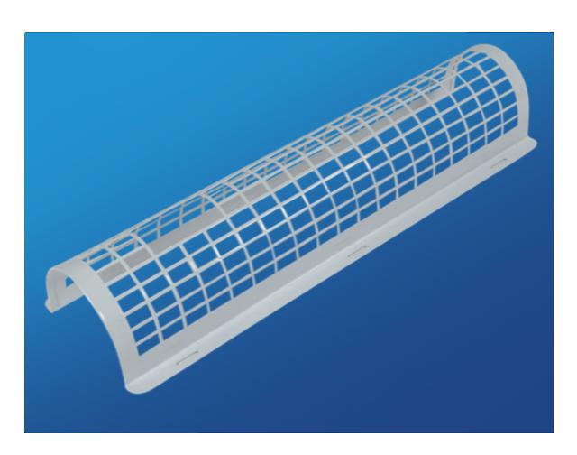 Ecoheater Slimline Guards F4 Enterprises
