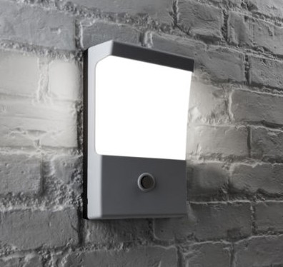 MIGHTYLITE ELITE 16W LED Wall Light with Photocell