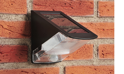 DEFENDER All-In-One Solar Light