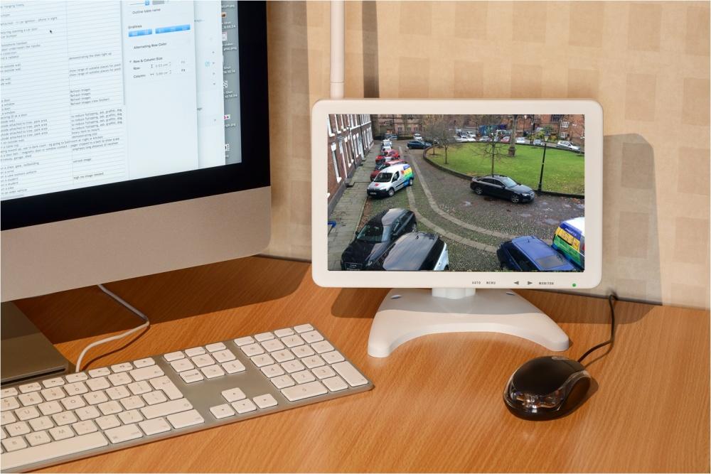 DEFENDER APOLLO Wireless CCTV Kit